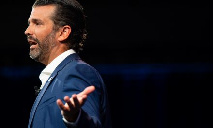 Donald Trump Jr. Says Father Could Reveal Intel About Aliens, Area 51 During Boxing Fight