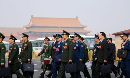 Chinese military has its own UFO task force… and it's been 'overwhelmed' by surge in sighting reports – media