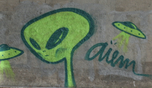 Listen: Have aliens already visited us?