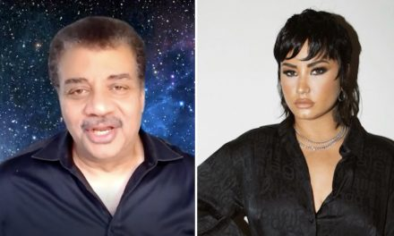 """Neil deGrasse Tyson to Demi Lovato: """"All the Aliens That I've Ever Met, They Have No Feelings"""""""